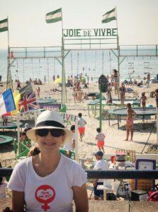 Le Touquet Beach France